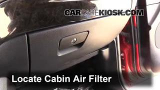 2013 Dodge Durango RT 5.7L V8 Air Filter (Cabin) Replace