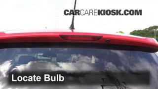 2013 Dodge Durango RT 5.7L V8 Lights Center Brake Light (replace bulb)