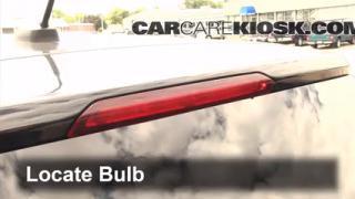 Third Brake Light Bulb Change Ford Escape (2013-2014)