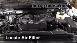 Air Filter How-To: 2009-2014 Ford F-150