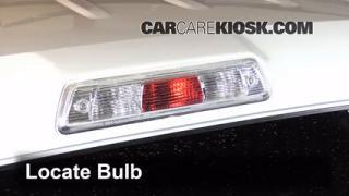 Third Brake Light Bulb Change Ford F-150 (2009-2014)