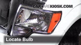 Parking Light Change 2009-2014 Ford F-150