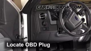 Engine Light Is On: 2009-2014 Ford F-150 - What to Do