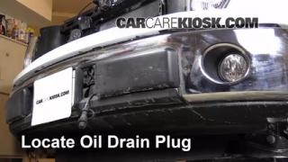 Oil & Filter Change Ford F-150 (2009-2014)