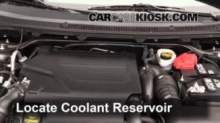 cabin filter replacement ford flex 2009 2016 2013 ford flex fix coolant leaks 2009 2016 ford flex