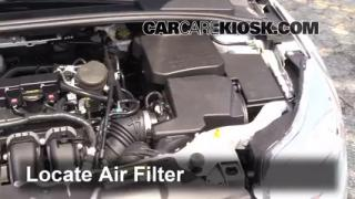 Air Filter How-To: 2012-2016 Ford Focus