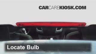 Third Brake Light Bulb Change Ford Focus (2012-2014)