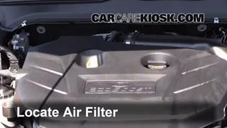 interior fuse box location 2013 2016 ford fusion 2013 ford 2013 2016 ford fusion engine air filter check