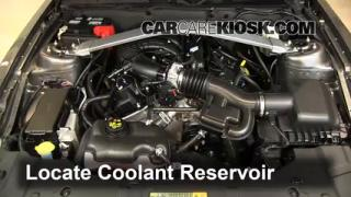 Coolant Flush How-to: Ford Mustang (2010-2014)