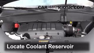 how to turn off change oil on 2008 gmc acadia