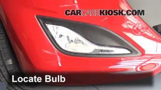 2013 Hyundai Elantra GT 1.8L 4 Cyl. Hatchback (4 Door) Lights Fog Light (replace bulb)