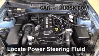 Power Steering Leak Fix 2013 2016 Hyundai Genesis Coupe