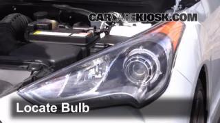 how to change brake light hyundai i30