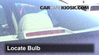 2013 Kia Optima LX 2.4L 4 Cyl. Lights Center Brake Light (replace bulb)
