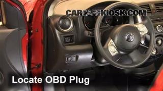 blown fuse check 2012 2016 nissan versa 2013 nissan versa 1 6 sl 2016 Nissan Altima Fuse Box Location 2013 nissan versa 1 6 sl 1 6l 4 cyl check engine light diagnose 2015 nissan altima fuse box location