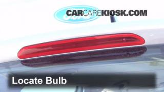 2013 Volkswagen Golf TDI 2.0L 4 Cyl. Turbo Diesel Hatchback (4 Door) Lights Center Brake Light (replace bulb)