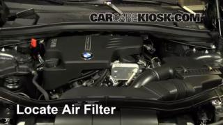 2014 BMW X1 xDrive28i 2.0L 4 Cyl. Turbo%2FAir Filter Engine Part 1 fog light replacement 2013 2015 bmw x1 2014 bmw x1 xdrive28i 2 0 2013 bmw x1 fuse box diagram at readyjetset.co