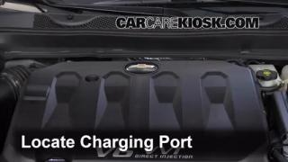 2014 Chevrolet Impala LT 3.6L V6 FlexFuel%2FAir Conditioning Fill Part 1 replace a fuse 2014 2016 chevrolet impala 2014 chevrolet impala Ford Fuse Box Diagram at gsmportal.co
