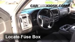 Gmc Sierra Sle L V Flexfuel Crew Cab Pickup Ffuse Interior Part