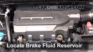 2014 Honda Accord EX L 3.5L V6 Sedan%2FBrake Fluid Part 1 interior fuse box location 2013 2016 honda accord 2014 honda 2013 Honda Accord Won't Lock at crackthecode.co
