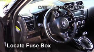 interior fuse box location 2014 2016 kia soul 2014 kia soul 2014 2016 kia soul interior fuse check