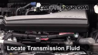 blown fuse check 2014 2016 nissan rogue 2014 nissan rogue sl 2 5 add transmission fluid 2014 2016 nissan rogue