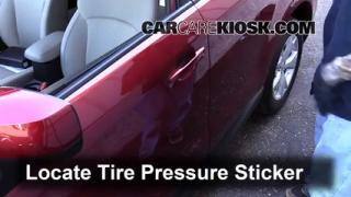 2014 Subaru Forester 2.5i Premium 2.5L 4 Cyl. Wagon (4 Door) Tires & Wheels Check Tire Pressure
