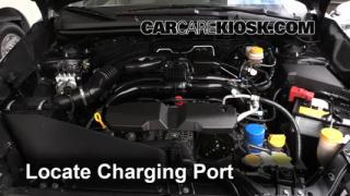2014 Subaru XV Crosstrek Limited 2.0L 4 Cyl.%2FAir Conditioning Fill Part 1 blown fuse check 2013 2016 subaru xv crosstrek 2014 subaru xv  at eliteediting.co