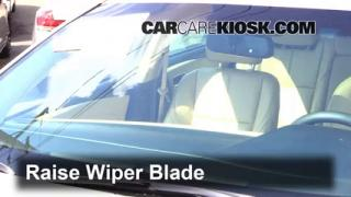 2014 Toyota Avalon Hybrid XLE 2.5L 4 Cyl. Windshield Wiper Blade (Front) Replace Wiper Blades
