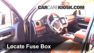 2014 2016 toyota tundra interior fuse check 2015 toyota tundra interior fuse box location 2014 2016 toyota tundra