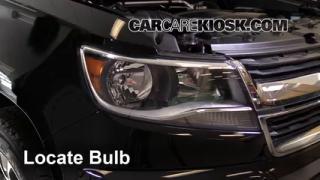 2016 Chevrolet Colorado LT 2.5L 4 Cyl. Crew Cab Pickup%2FLights HBM Part 1 interior fuse box location 2015 2016 chevrolet colorado 2016 2016 chevy colorado fuse box location at alyssarenee.co