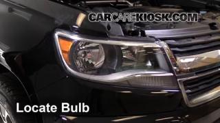 2016 Chevrolet Colorado LT 2.5L 4 Cyl. Crew Cab Pickup%2FLights PLF Part 1 replace a fuse 2015 2016 chevrolet colorado 2016 chevrolet 2015 chevy colorado fuse box at virtualis.co