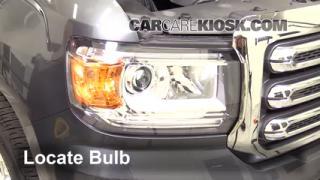 Oil & Filter Change GMC Canyon (2015-2016) - 2016 GMC Canyon SLT 3.6L V6 Crew Cab Pickup